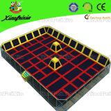 Enclosure (3021G)の長方形Trampoline
