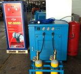 Compressor de pistão livre do petróleo do impulsionador do nitrogênio