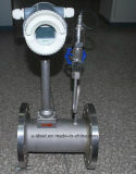 Vortex Flow Meter for Nitrogen, Steam