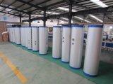 Calentador solar de agua con Soporte de aluminio (140 litros)
