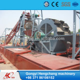 2016 Hot Sale High-Efficient Wheel Sand Washer