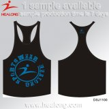 Healongの熱い販売のカスタム男子バスケットボールのトレーニングのベスト