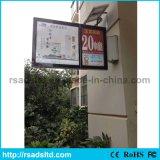 Signboard светлой коробки напольный рекламировать качества Ce солнечный