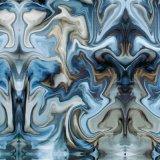 [largura de 1m/0.5m] estátua nova dos projetos dos desenhos animados do estilo de Tsautop da energia hidráulica Hydrographic da película da película da impressão de transferência da água da liberdade PVA que mergulha a película Tssw9065
