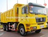 Delong 6X4 Lastkraftwagen mit Kippvorrichtung für heißen Verkauf