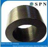 Anelli multipolari permanenti del magnete di Anisotorpic del ferrito duro