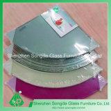 mensole di vetro libere di 5-10mm con Tempered in stanza da bagno