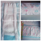 Breathable Backsheetの熱いSelling Cotton Baby Diaper