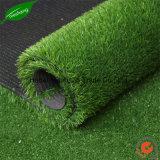 Natürliches künstliches Rasen-Gras-haltbarer Fußball-Chemiefasergewebe-Rasen