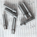 CNC Lathe Parte com ISO 9001 Quality Level