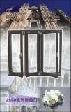 Puerta BI-Plegable de la rotura termal de aluminio