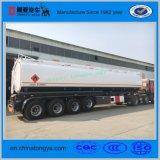 Goede Kwaliteit 45cbm de Aanhangwagen van de Tanker van de Brandstof van Vier As op Verkoop