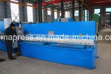0.5mm-6mm Stahlplatten-automatisches hydraulisches Blatt-metallschneidende Maschine