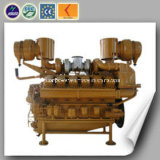 Générateur diesel inférieur de consommation et de haute performance (800KW)