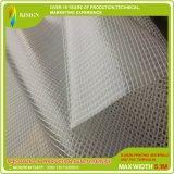 Special revestido elevado de encerado do PVC da força de rasgo da largura de 1.52m para a tampa