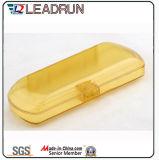 Vidrio de Sun unisex polarizado plástico de la PC del cabrito del acetato del metal del deporte de Sunglass de la manera del metal de madera de la mujer (GL62)