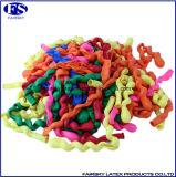 100PCS / Bag Hochzeit Kindergeburtstag-Party Dekoration Spirale Latexballons