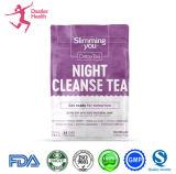 Ноча ожога Detox здравоохранения тучная очищает чай для потери веса