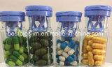 Goldschwarz-Perlen-Gewicht-Verlust Yunnan-ursprünglicher Lida, der Pillen abnimmt
