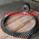 Engranaje cónico espiral grande de 36 moldes para los vectores rotatorios