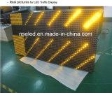 Sinal de tráfego do diodo emissor de luz dos Vms da potência solar dos padrões de África do Sul