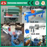 máquina pequena da imprensa de filtro do óleo 6lb-250 350 450 (0086 15038222403)