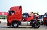 Sinotruk HOWO Zz4187n361HD1h T7h 4X2 360HPのトラクターのトラック