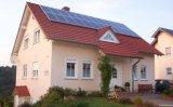 Großhandelshauptpolykristalliner Sonnenkollektor des Sonnensystem-200W
