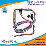 Os conjuntos de cabo do conetor fêmea Waterproof o conetor