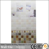 Glasig-glänzende keramische Wand-Fliese für Badezimmer-und Küche-Fliesen