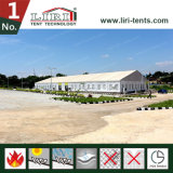 500シート15X20mナイジェリアの教会のためのアルミニウムフレームの構造のテント