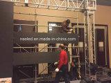 Farbenreiche Miete P4 LED-Innenbildschirmanzeige für Ereignis