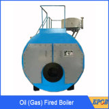 4ton Dampfkessel, horizontaler Erdgas-Warmwasserboiler