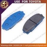高性能車はトヨタのためのブレーキパッド04465-26320の使用を分ける