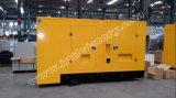 gerador 125kVA Diesel Soundproof com motor 1006c-Ptag1a de Lovol para projetos de edifício