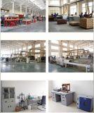 熱い販売の贅沢なビニールのフロアーリングかプラスチックPVCフロアーリングまたはビニールの床の板