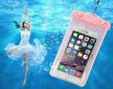 Мешок мобильного телефона PVC горячих животных шаржа сбываний водоустойчивый