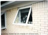 Perfil de alumínio para a inclinação Windows