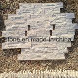 steen van de Cultuur van 18*35cm China de Natuurlijke Witte Kwartsiet Gestapelde