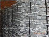 Pureza elevada 99.7% 99.99% fábricas/fabricante do lingote do alumínio