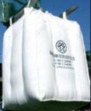 白100%の新しいポリプロピレンのジャンボ袋