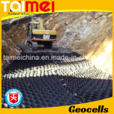 HDPE de Prijs van Geocell in de Aanleg van Wegen voor de Bescherming die van de Helling wordt gebruikt