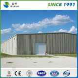 Гальванизированные Q235B Prefab здания стальных структур