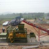 Bloque de cemento Qty5-15 que forma máquina del bloque del ladrillo de la máquina/el enclavijarse