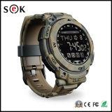 Reloj elegante del deporte de la batería de Japón del teléfono móvil del reloj de Youngs PS1500 con la función el SOS