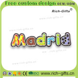 Regali personalizzati Madrid Spagna (RC-SN) di promozione dei magneti 3D del frigorifero del fumetto