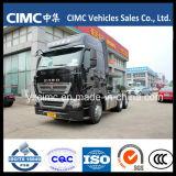 Camion del trattore di Sinotruk T7h 400HP 10wheeler 6X4
