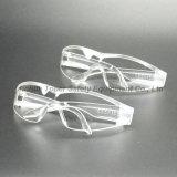 أرخص موافقة م EN166 Polycarboante نظارات السلامة (SG124)