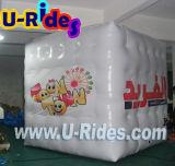 Advertistingのための大きく膨脹可能な気球