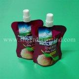 種類の飲料のためのスタンドアップ式の袋袋、液体の包装